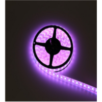 led flexible 5050 waterproof rgb led strip 24v 12V led strip light with 60d