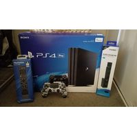 Play Station 4 PS4 PRO Console 1TB 10 GAMES & 2 controllers (Whatsapp +32492877521)