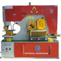 DIW-250E/L hydraulic Ironworker