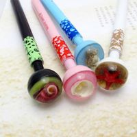 Cute Stationery Product List of Creative Flower Ballpoint Pens