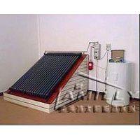 splited pressurized solar water heater