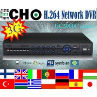 H.264 standalone DVR EC5008C CCTV /network dvrs/digital viedo recorder