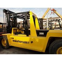 Used KOMATSU Forklift  used forklift in china thumbnail image
