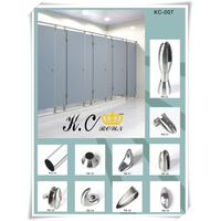 Bathroom Furniture Accessories Compact Board Toilet Partition