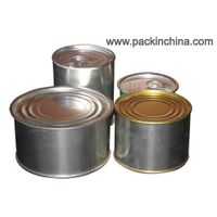 Food Canned Tin