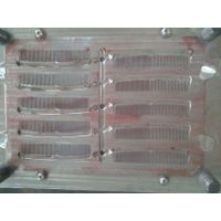 Multiple Cavities Plastic Hair Comb Injection Mould