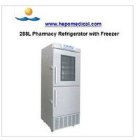 High-End Pharmacy Refrigerator with Freezer with Pretty Look