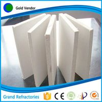 heat insulation Calcium Silicate Fireproofing Board