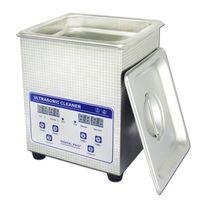 Digital heated ultrasonic cleaner