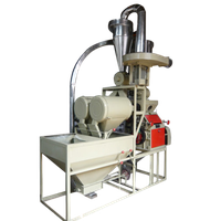 300kg/h combined wheat flour mill machine thumbnail image