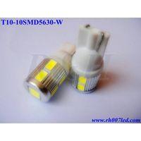 5630T10 wedge car led bulbs,5630LED auto lights