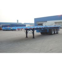 3 axle flatbed trailer | CIMC VEHICLES
