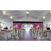 500 People Wedding Party Tent with Luxury Lining for Sale