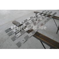 6CrW2Si guillotine shearing blade