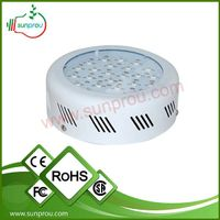 Full spectrum ufo 50w/80w Led grow light with CE ROHS FCC thumbnail image