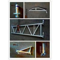 EN 12810 Building Construction Ringlock/Pinlock Scaffolding thumbnail image