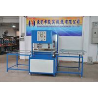 15KW pvc car door welding and embossing machine