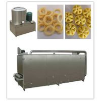 low price puffed snack production line