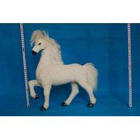 Animal Dolls, birthday gift, Fur Animal craft, Holiday Gift & Decoration, Valentine Gifts thumbnail image