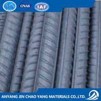 Factory price Steel rebar HRB400, steel bar prices HRB400