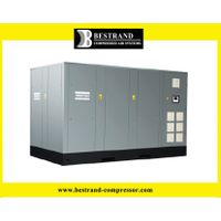 Atlas Copco Oil-free rotary screw compressors