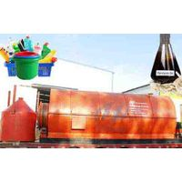 Plastic recycal pyrolysis plant for oil thumbnail image