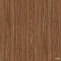 Hot Sale Walnut Wood Grain Melamine MDF Board