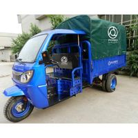 Hot Selling Motorcycle Truck Three Wheel Electric Tricycle For Adults