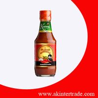 Halal / Vegeterial Hot Chili and Pepper Sauce