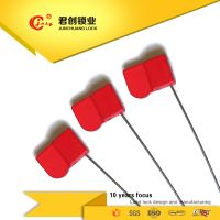 Numbered security cable ties tamper proof steel wire seals manufacturer