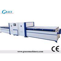 1325 automatic cnc vacuum press machine for wood door