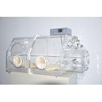 Acrylic vacuum glove box