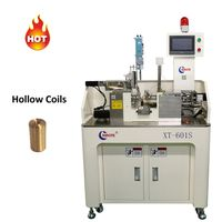 Automatic bobbin winder coil winding machine with soldering and dispensing function thumbnail image