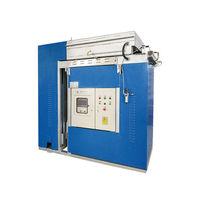 Magnesium alloy preheating feeding machine
