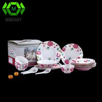 Melamine Dinnerware Sets Collection