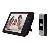 7inch color handfree video door phone for villas cmos ccd thumbnail image