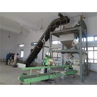 Floor-batching Water Soluble Fertilizer Line