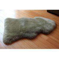 China factory wholesale single double quarto sixto size sheepskin seat cover 1p 1.5p 2p 4p 6p sheeps