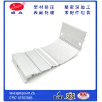Customized Medical and Health Facilities Equipment Aluminum Accessories thumbnail image
