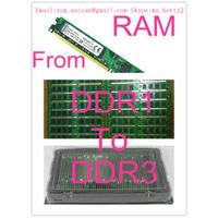 DDR RAM Memory for Desktop and Laptop
