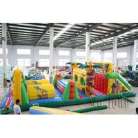 Inflatable Jungle Obstacle for water parks/inflatable water toy thumbnail image