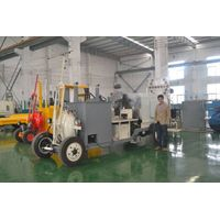 Big Driving-type Thermoplastic Screeding Road Marking Machine