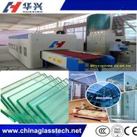 Uniform Heating System Mini Glass Tempering Furnace
