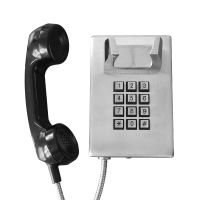 Joiwo Industrial Telephone Emergency Jail Phone for Natural Gas Company Prison Phone JWAT145