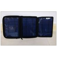 15W Foldable Solar Panel charger for Laptop,mobile phone. thumbnail image