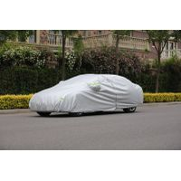 Universal waterproof dustproof anti UV car covers sunshade heat protection 170T /190T Taffeta