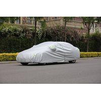 Universal waterproof dustproof anti UV car covers sunshade heat protection 170T /190T Taffeta