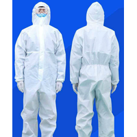 protective suit protective coverall clothing, isolation gown thumbnail image