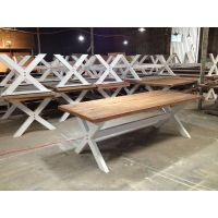 american europe design wooden dining table