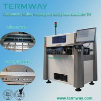 High Speed Full Automatic Precision SMD,IC Mounter Machine T4